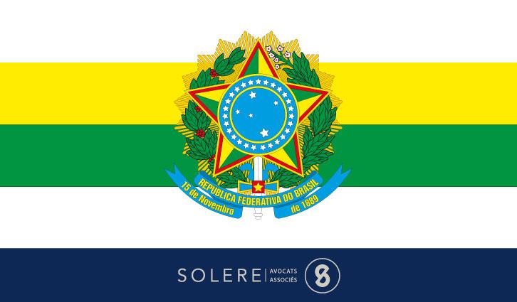 Image qui illustre l'article Comment est organisée politiquement la République Fédérative du Brésil